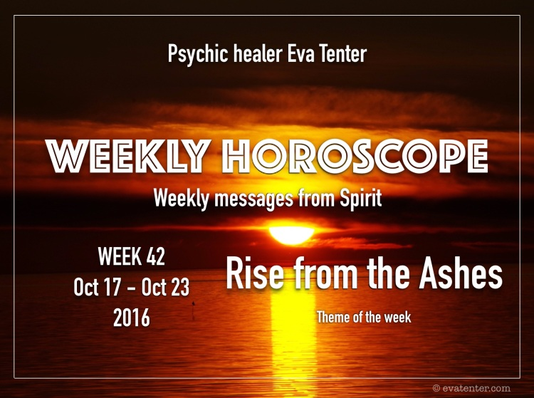 weekly horoscope week 42 2016