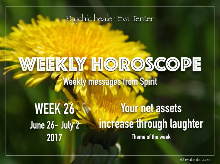 week 26 2017 horoscope